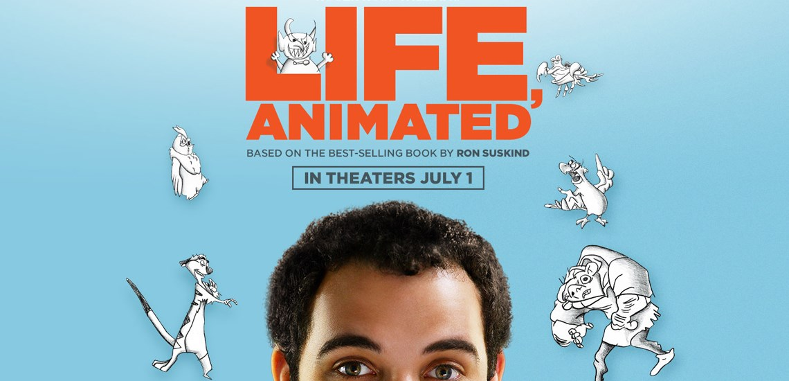 Ron Suskind's Life Animated