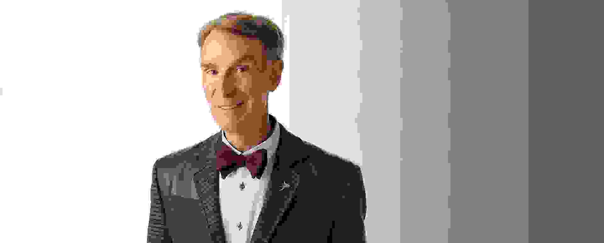 "Bill  Nye ""The Science Guy"""