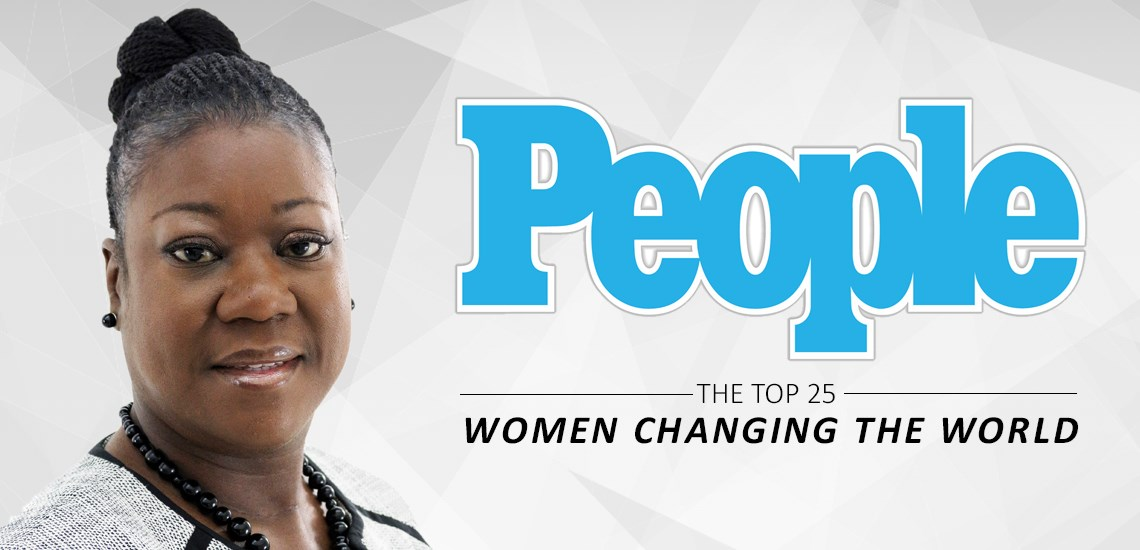 Sybrina Fulton Top 25 Women Changing the World