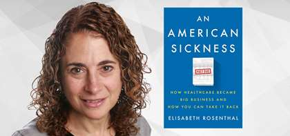 Elisabeth Rosenthal's New Book