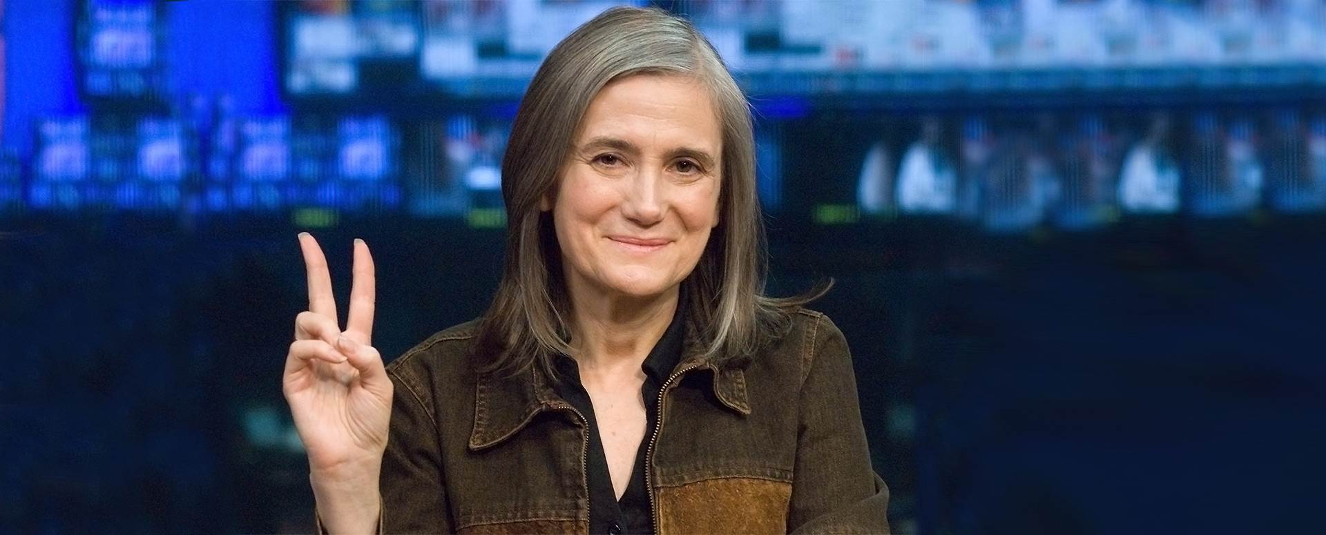 Book Amy Goodman for Speaking, Events and Appearances | APB Speakers