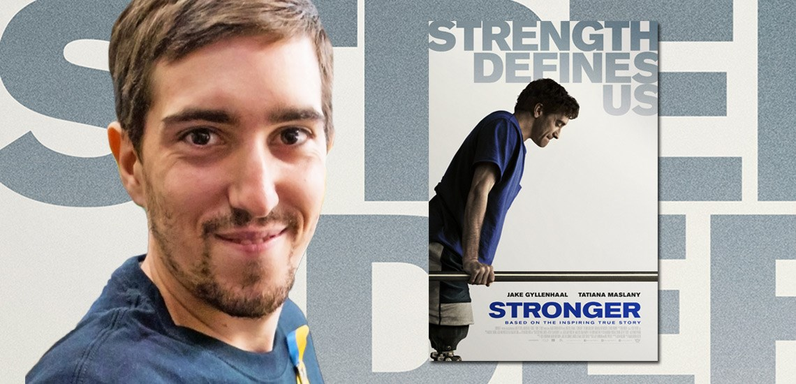 APB's Jeff Bauman, Boston Marathon Bombing Survivor