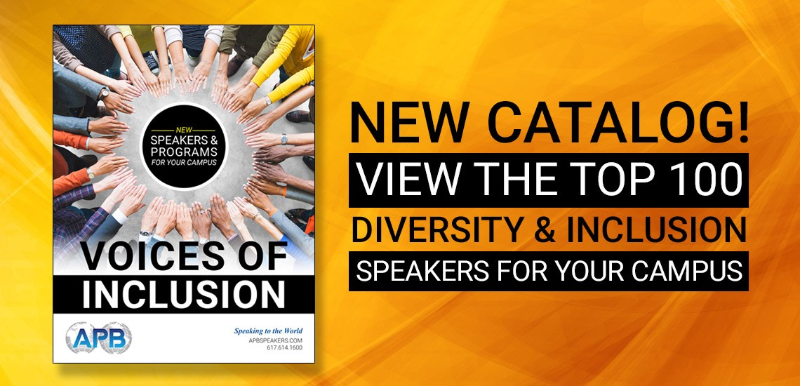 The Top 100 Diversity & Inclusion Speakers