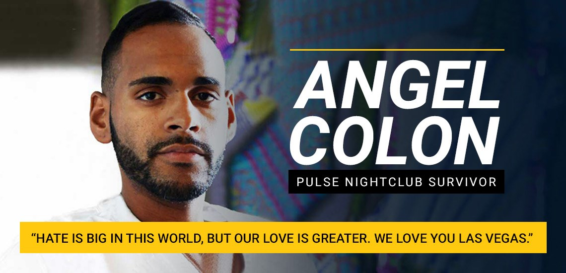 Statement from Angel Colon on Tragic Las Vegas Shooting