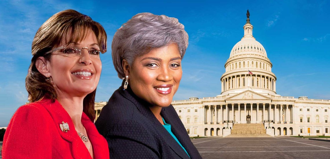 Palin & Brazile: Bridging the Political Divide