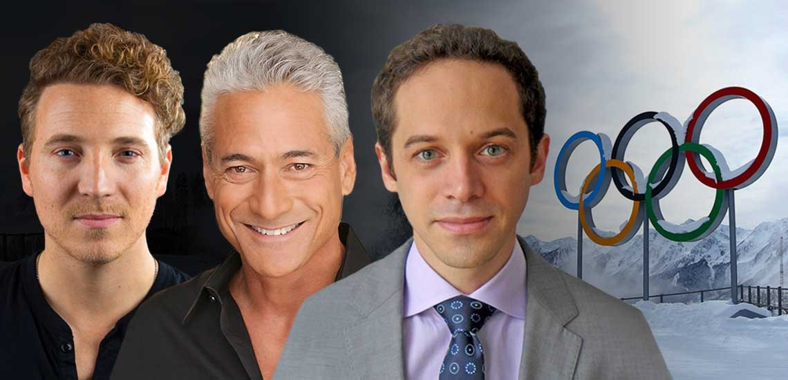 APB Speakers Shane Snow and David Epstein Find the Olympian in Everyone