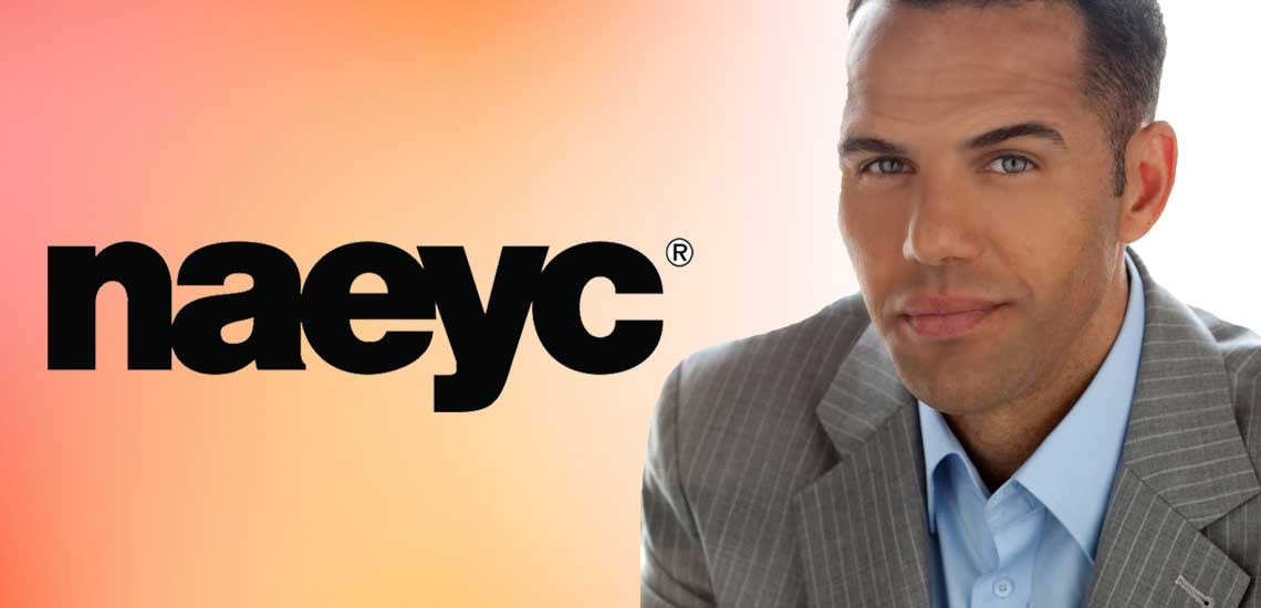 Steve Pemberton Speaks at NAEYC Annual Conference