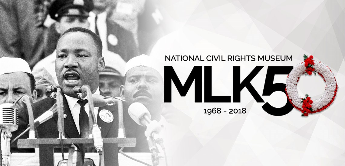 APB Speakers Attend #MLK50 Event to Honor Iconic Civil Rights Leader