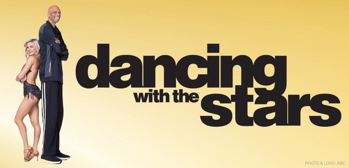 "APB's Kareem Abdul-Jabbar Joins ""Dancing With the Stars: Athletes"" Cast"