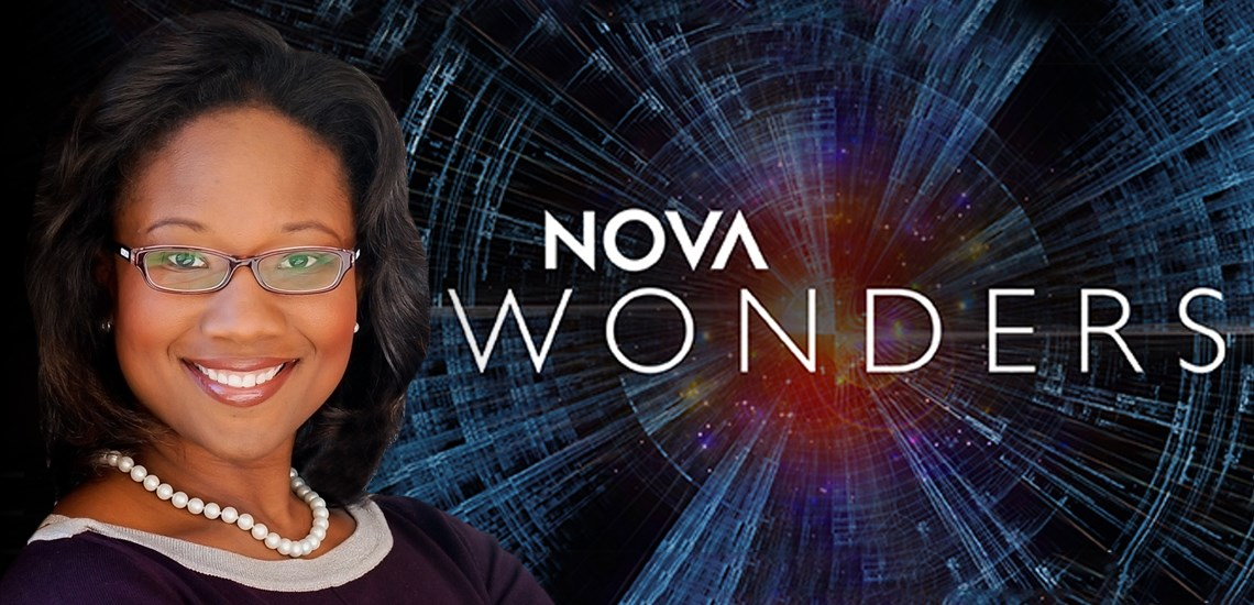 "APB's Dr. Talithia Williams Joins PBS's ""NOVA Wonders"" as Host"