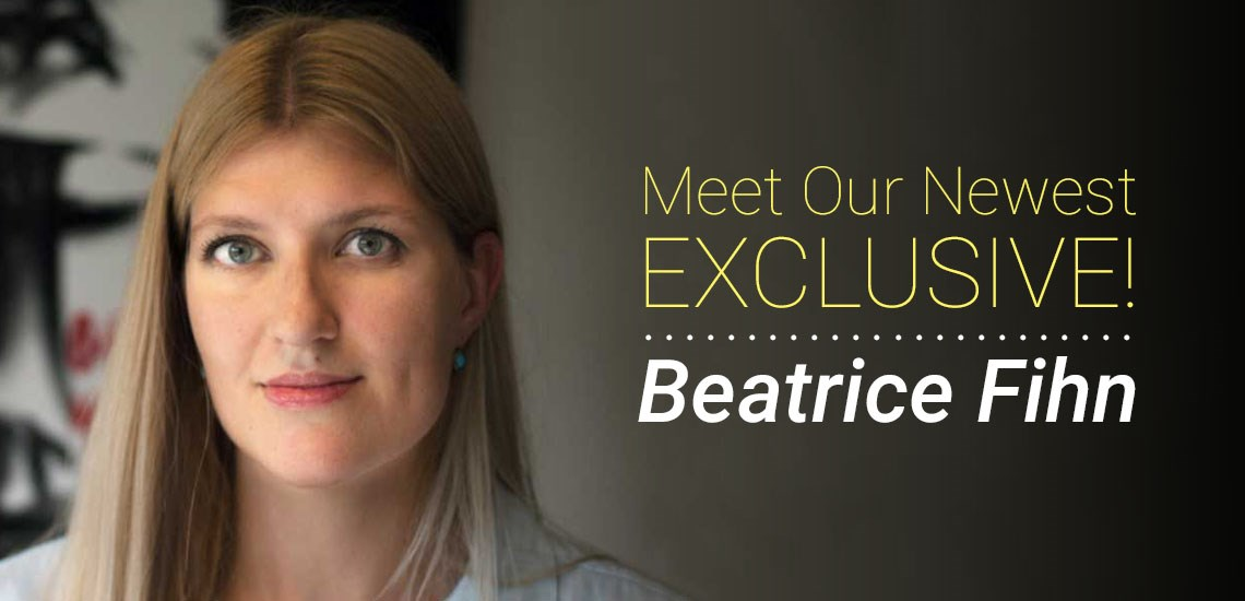 New Exclusive Speaker: 2018 Nobel Peace Prize Winner Beatrice Fihn