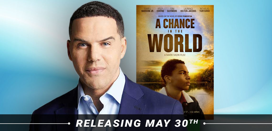 Steve Pemberton's 'A Chance in the World' Hits Theaters May 30th