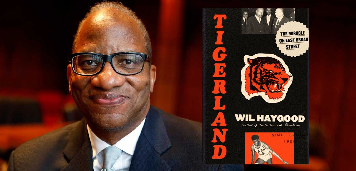 "Wil Haygood's ""Tigerland"" is a Finalist for the Dayton Literary Peace Prize"