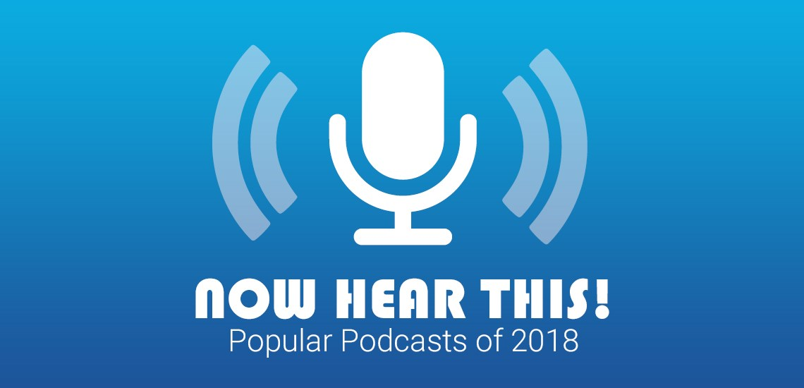 Popular Podcasts of 2018