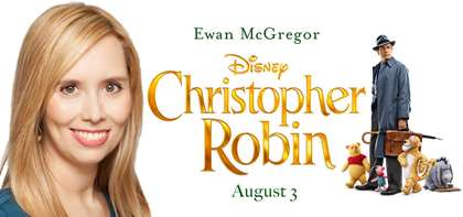 "Allison Schroeder Co-Writes Screenplay for New Movie ""Christopher Robin"""