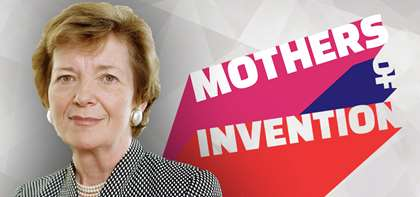 "Mary Robinson & Maeve Higgins Launch New Podcast, ""Mothers of Invention"""