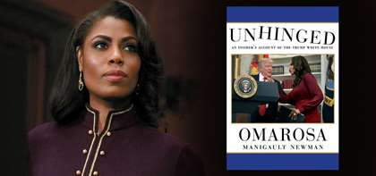 Omarosa vs. Trump: A Tell-All Takedown