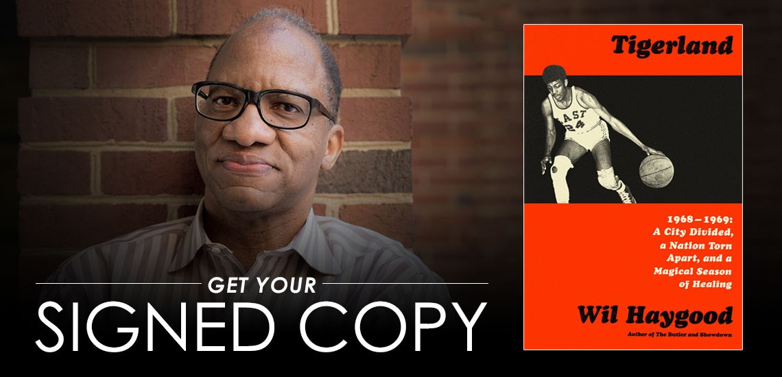 "Wil Haygood Releases Highly Anticipated New Book ""Tigerland"""