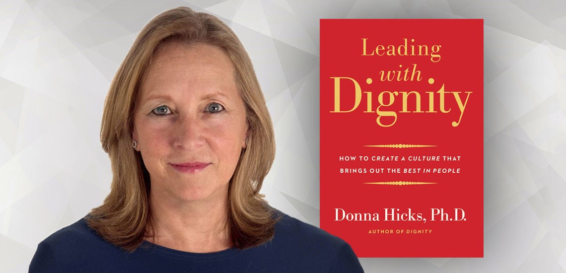 "APB's Donna Hicks to Release New Book ""Leading with Dignity"""