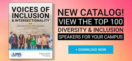 The Top 100 Diversity, Inclusion & Intersectionality Speakers