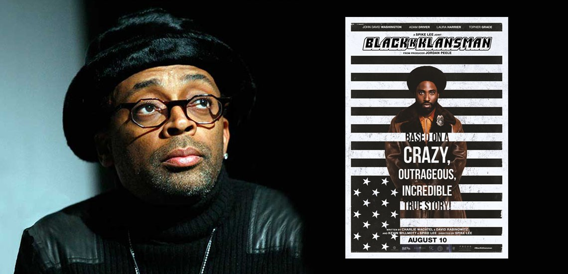 """BlacKkKlansman"" Highlights the Work of Sought-After Speakers"