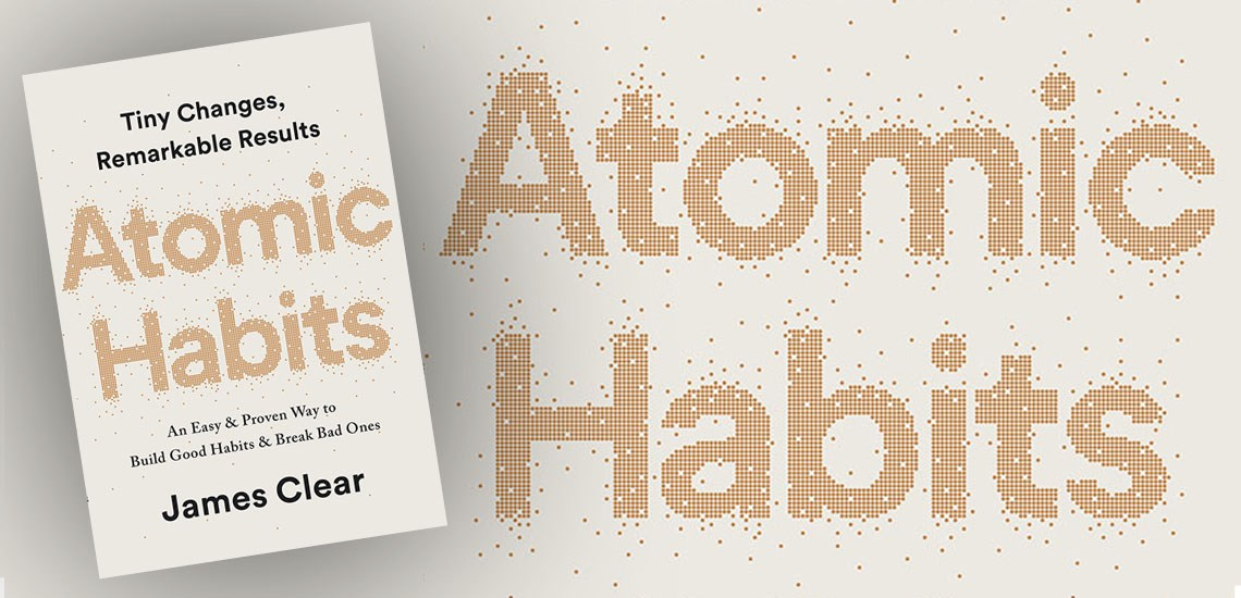 "James Clear Releases New Book ""Atomic Habits"""