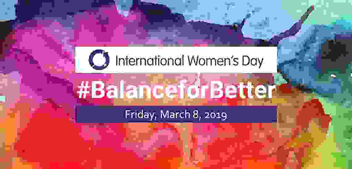 Speakers for International Women's Day 2019