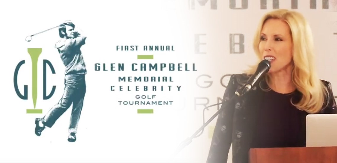 APB Speaker Kim Campbell's Dedication to Late Husband Glen Campbell Through Fundraiser