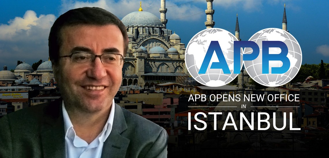 With New Office in Istanbul, APB Increases International Presence
