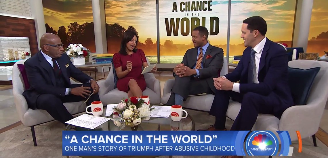 """The Today Show"" Celebrates APB's Steve Pemberton & ""A Chance in the World"""