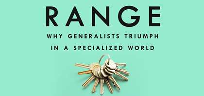 "TIME's Best Books of May Features ""Range"" by APB's David Epstein"