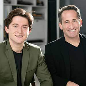 David and Jonah  Stillman