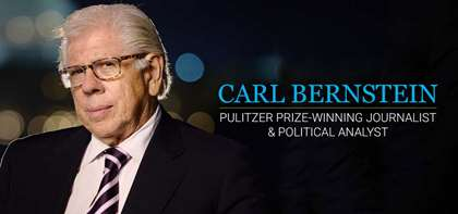 "APB's Carl Bernstein Says Bob Woodward's New Book ""Rage"" Has Graver Implications than Watergate"