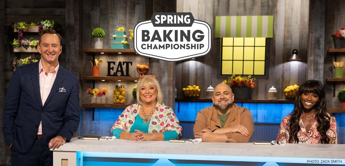 "Clinton Kelly to Co-Host ""Spring Baking Championship"" on Food Network"