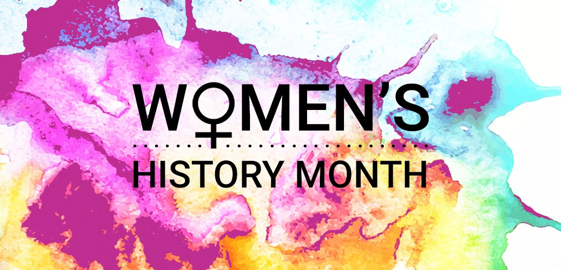 Celebrating Women's History Month: Take a Look at Some of Our Most Influential Speakers for Your Campus