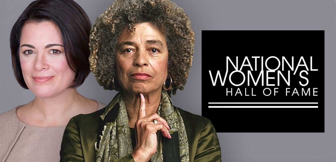 Notable Speakers Featured on National Women's Hall of Fame List!