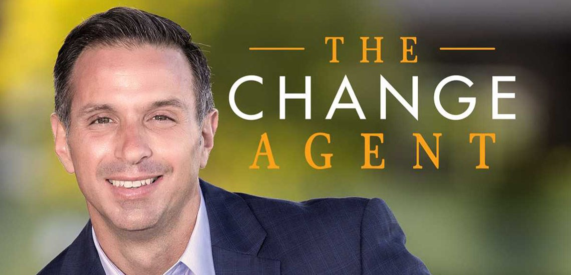 "APB Speaker Damon West Releases New Book, ""The Change Agent"""
