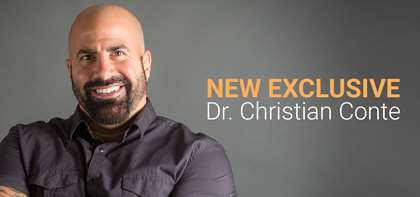 APB New Exclusive Speaker: Dr. Christian Conte