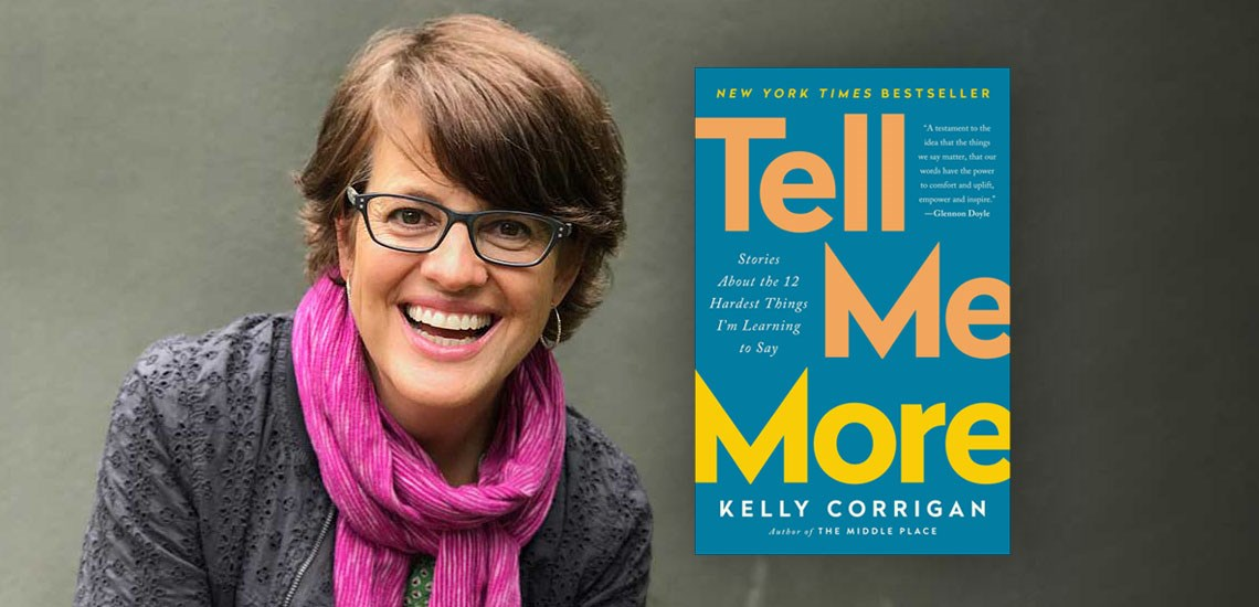 "APB's Kelly Corrigan, Best-Selling Author & Cancer Survivor, Appears on ""TODAY"""