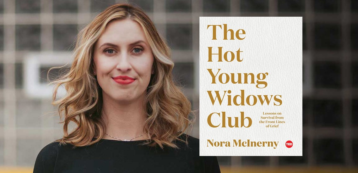 "APB's Nora McInerny Publishes New Book, ""The Hot Young Widows Club"""