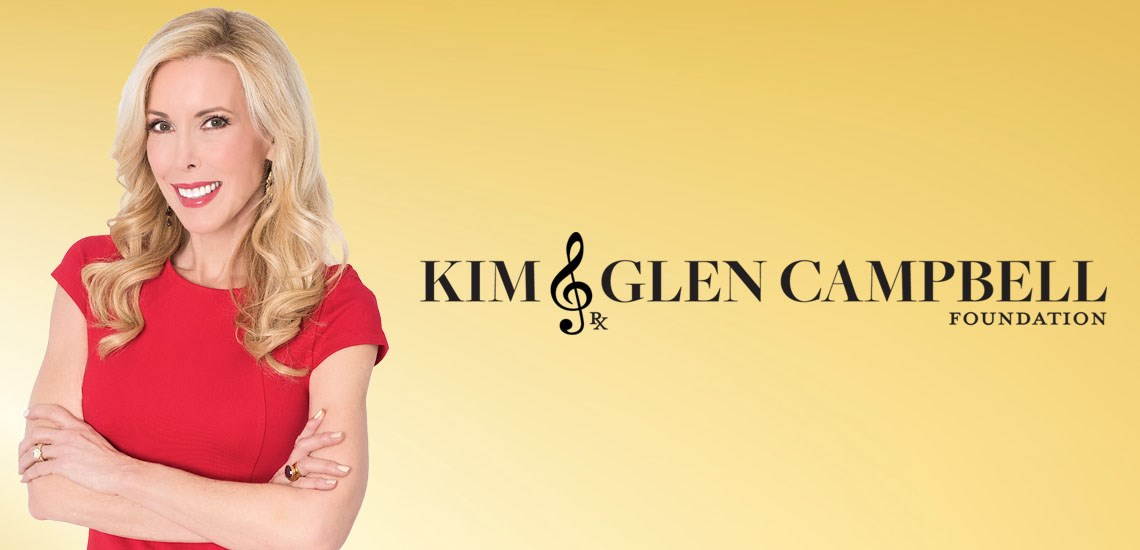 APB's Kim Campbell Founds the Kim & Glen Campbell Foundation