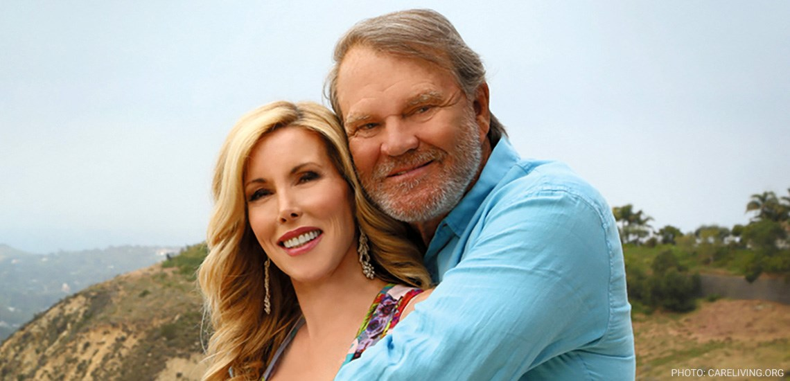 Music as Medicine? Glen Campbell's Widow is on a Mission to Help.