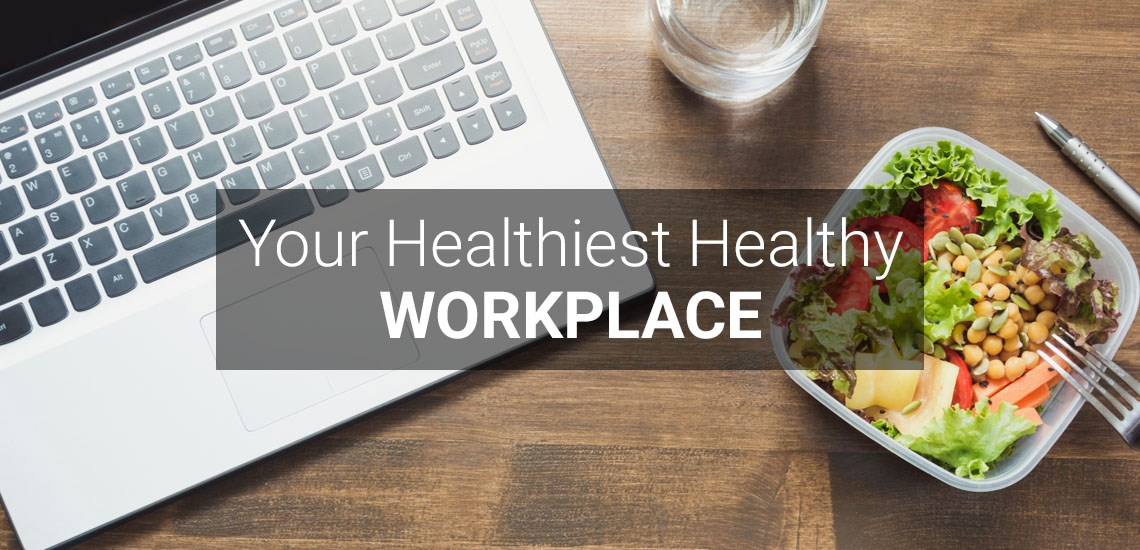 Samantha Harris & Your Healthiest Healthy Workplace