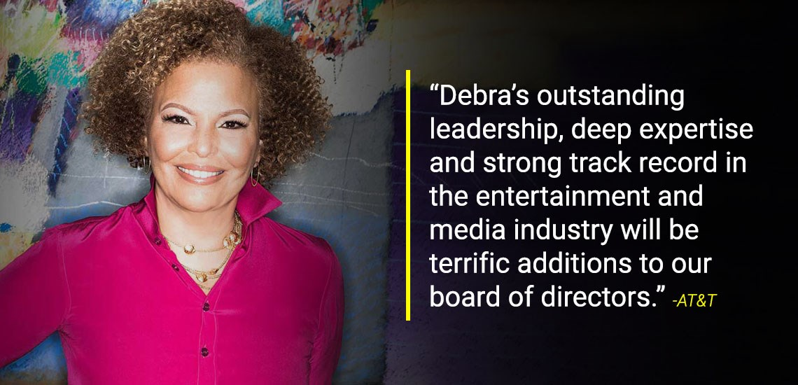 Trailblazing APB Speaker Debra Lee Joins AT&T's Board of Directors