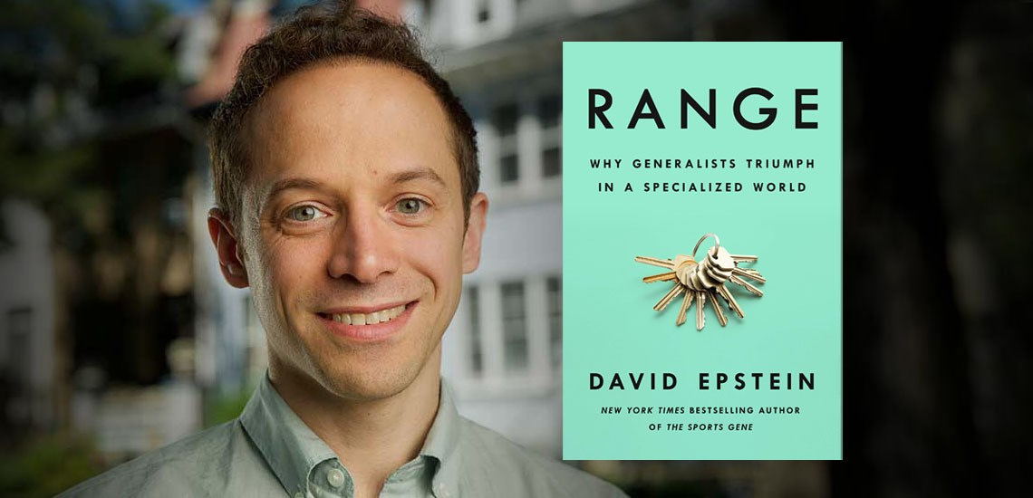 """Range"" by APB's David Epstein on Bill Gates Must Read List!"