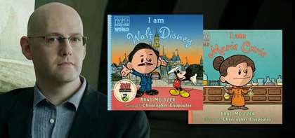 "APB's Brad Meltzer Appears on ""Good Morning America"" to Discuss New Children's Books"