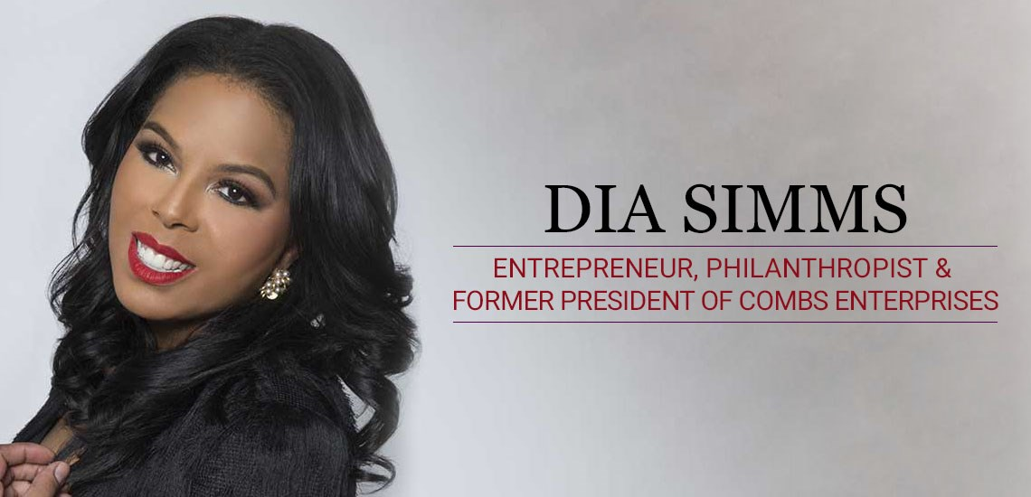 APB Speaker Dia Simms Launches New CBD Business