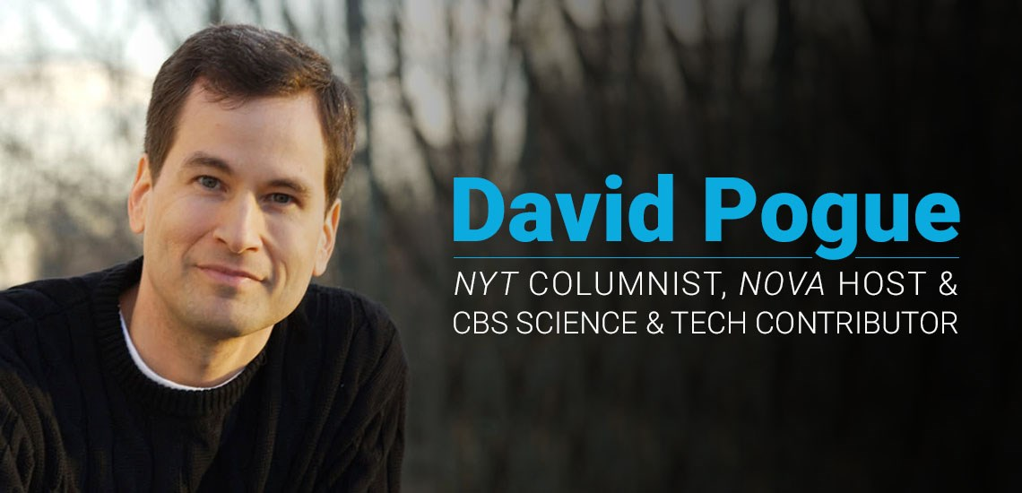 APB Speaker David Pogue Discusses COVID-19 on CBS Sunday Morning