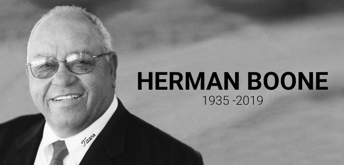 APB Mourns the Loss of Speaker and Beloved Coach Herman Boone
