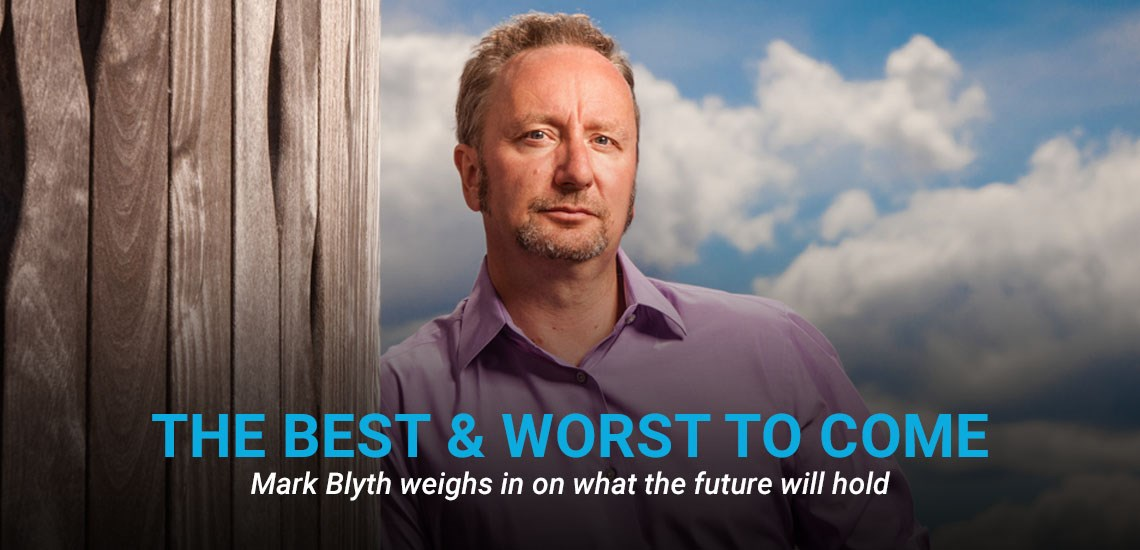 "APB Speaker Mark Blyth Interviewed on Book ""Angrynomics"" & How it can be Applied to COVID-19"